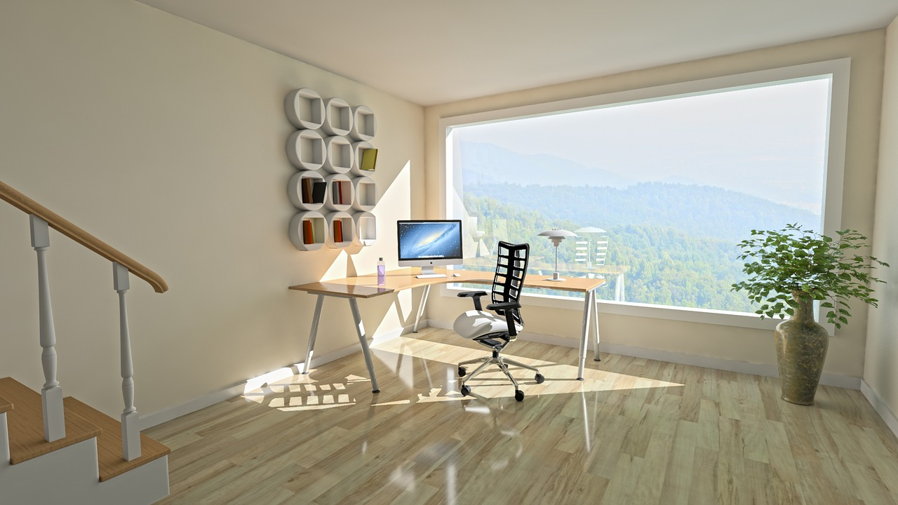 How to be a Minimalist in your Home Office