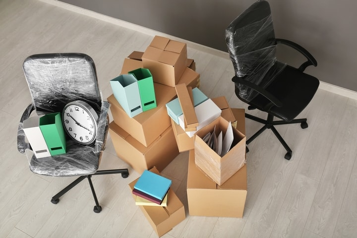 Office Moving: 5 Essential Things to Take Care Of